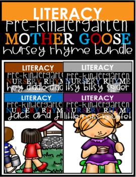 Preschool Sequence (Nursery Rhymes)