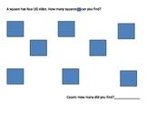 Preschool Shape Activity Packet Worksheets K3 K4 Math