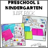 Preschool Shape Bundle