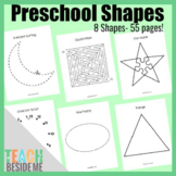 Preschool Shape Pack