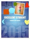 Preschool Shapes Recognition Reward