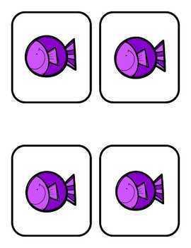 Preschool Skill Cards
