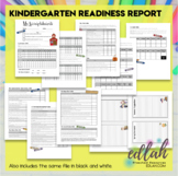 Kindergarten Readiness Skill Progress Report - Distance Learning