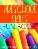 Preschool Skills Fun Book