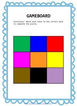 Preschool Skills Puzzle Games Bundle