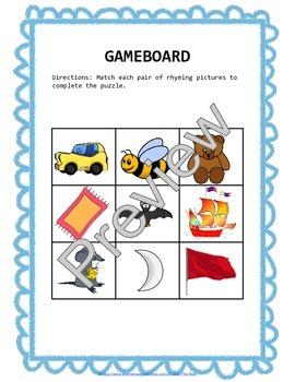 Preschool Skills Puzzle Games Phonics
