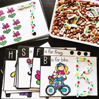 Preschool Skills Sensory Bin Activities SEASONAL BUNDLE