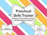 Preschool Skills Tracker