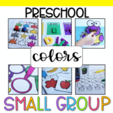 Preschool Small Group: Colors