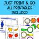 Preschool Small Group: Colors