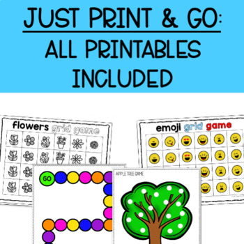 Preschool Small Group: Counting