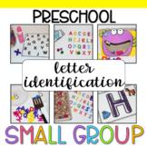 Preschool Small Group: Letter Identification