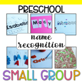 Preschool Small Group: Name Recognition
