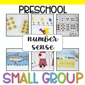 Preschool Small Group: Number Sense