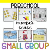 Preschool Small Group: Number Sense