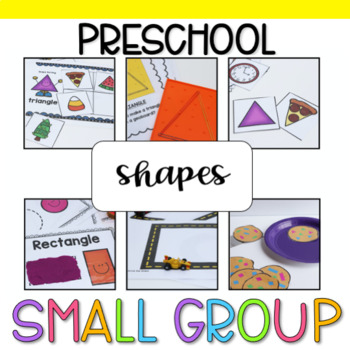 Preschool Small Group: Shapes