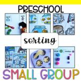 Preschool Small Group: Sorting