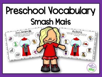 Preschool Smash Mats