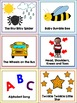 Preschool Song Cards