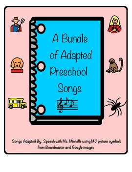 Preschool Songs Bundle