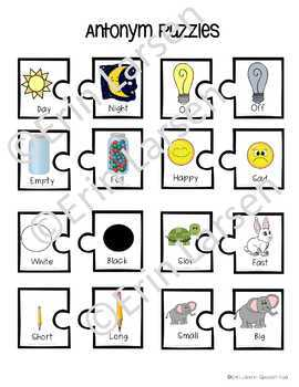 Speech and Language Thematic Preschool Unit: Basic Concepts