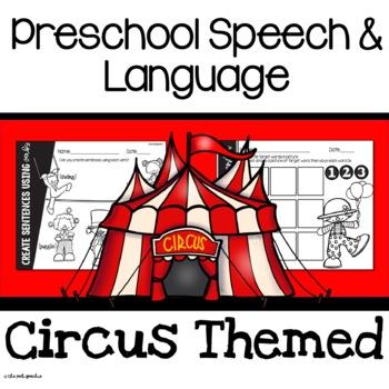 Preschool Speech and Language Circus