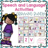 Preschool Speech and Language Curriculum
