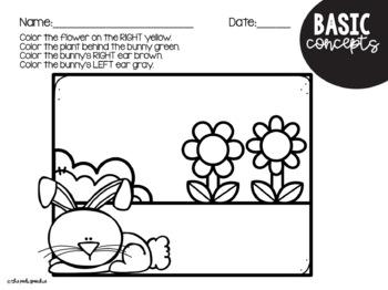 Preschool Speech and Language   Gardening Vocabulary   Spring Activities