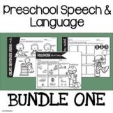Preschool Speech and Language | Preschool Activities | prek