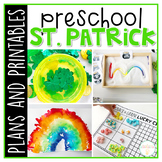 Preschool: St. Patrick's Day {Plans and Printables}
