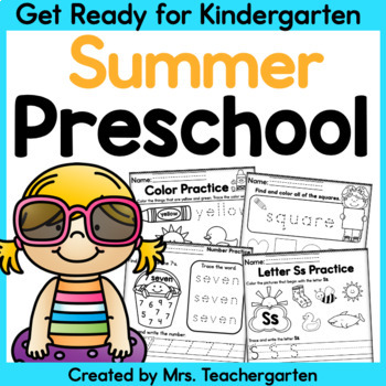 Preschool Summer