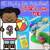 Preschool Summer Activities (Preschool Crafts)
