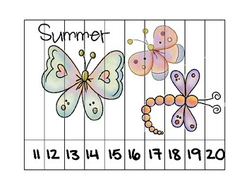 Preschool Summer Fun Pack