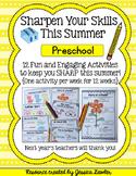 Preschool Summer Activities