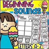 Kindergarten Activities (Beginning Sounds Activities)
