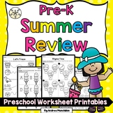 Preschool (Pre-K) Summer Packet