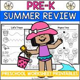 Preschool (Pre-K) Summer Packet