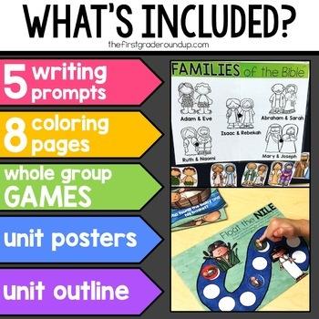 Bible Units, 2 Year MEGA BUNDLE