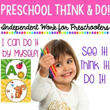 Preschool THINK AND DO
