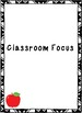 Preschool Take home folder (2017-2018)