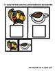 Task Box Thanksgiving Identical Match Set 3 Preschool, Pre-K and Special Needs
