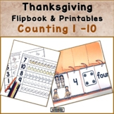 Thanksgiving Counting 1 - 10