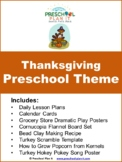Preschool Thanksgiving Theme