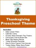 Preschool Thanksgiving Theme