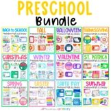 Preschool Theme Centers, Task Box Activities, Morning Tubs