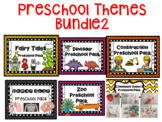 Preschool Themes Bundle 2