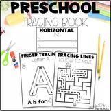 Preschool Tracing Book
