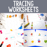 Fine Motor Tracing Sheets Pack