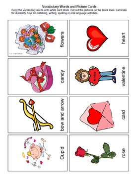 Preschool Valentine Lesson Plan