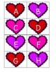 Preschool Valentine Letter Cards